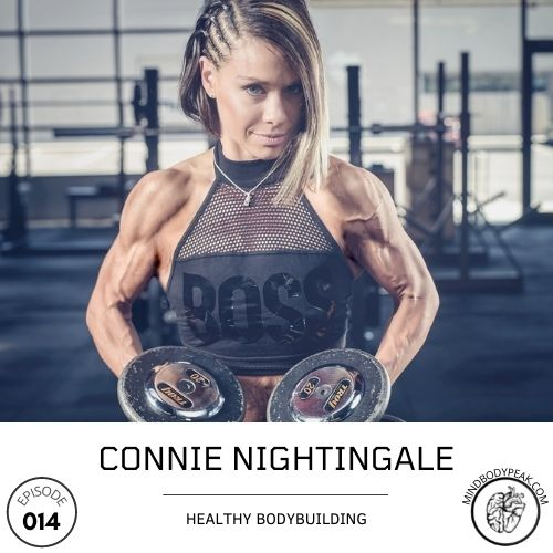 Connie Nightingale Healthy Bodybuilder